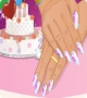 Wedding Ring Manicure